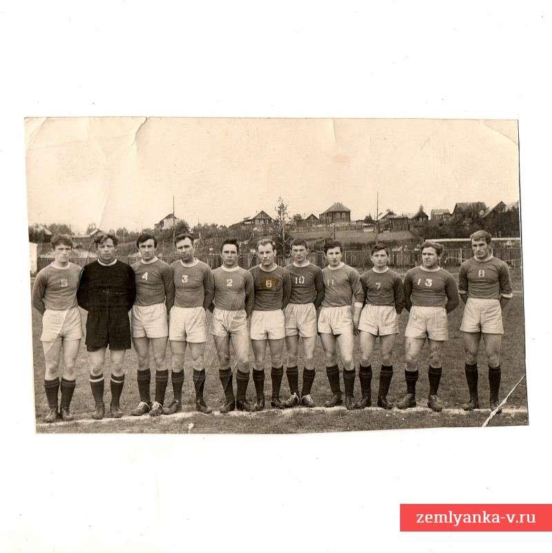 футбольной украины фото команды