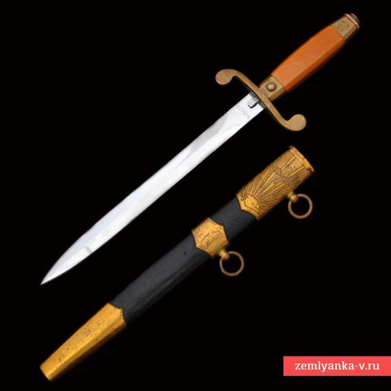 русский нож фото
